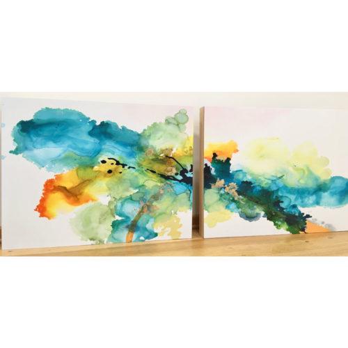Sueno Azul - Syil art